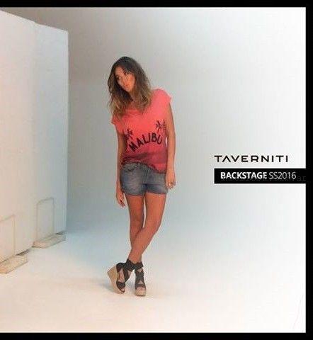 Taverniti Jeans remeras verano 2016