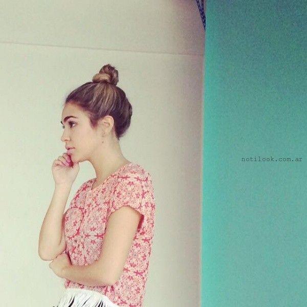 blusas juveniles verano 2016 TAMARA CORTON