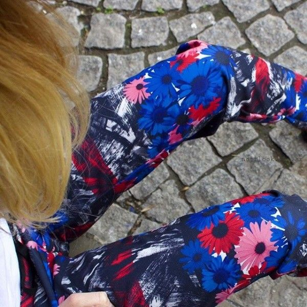 kosiuko pantalones estampados primavera verano 2016