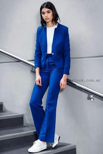 Markova outfits para la oficina verano 2016