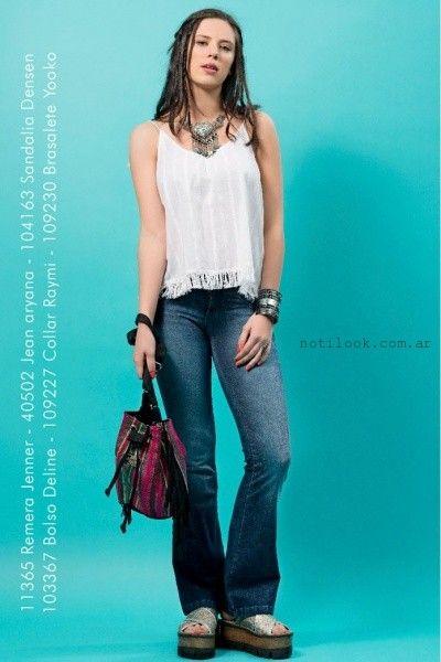 Union Good - Jeans oxford corto verano 2016