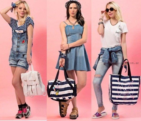 Union Good primavera verano 2016 u2013 Prendas denim juveniles | Noticias de Moda Argentina
