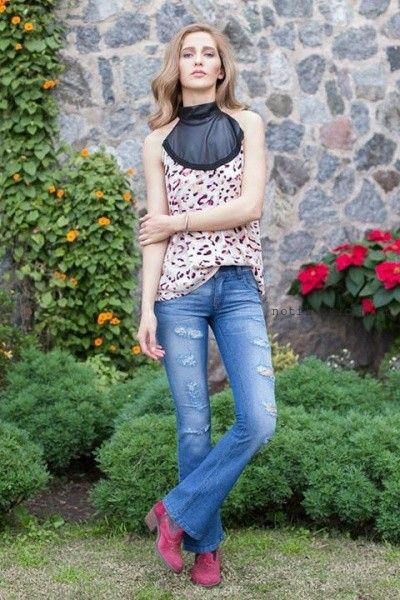 Uvha jeans rotos primavera verano 2016