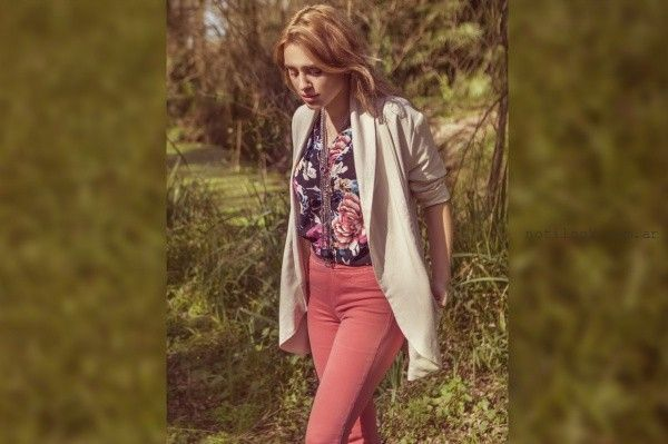 blusas estampadas verano 2016 Claudia Rubinsztein