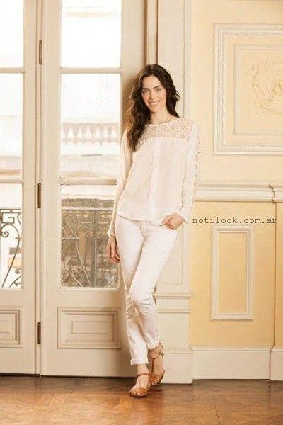 blusas mangas largas primavera verano 2016 nucleo