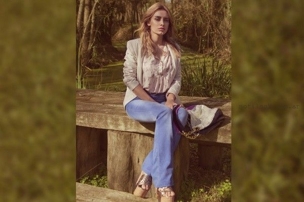 blusas primavera verano 2016 Claudia Rubinsztein