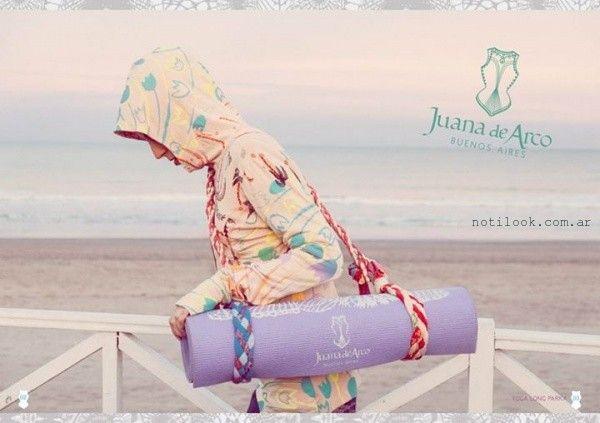 camperas de algodon verano 2016 Juana de arco