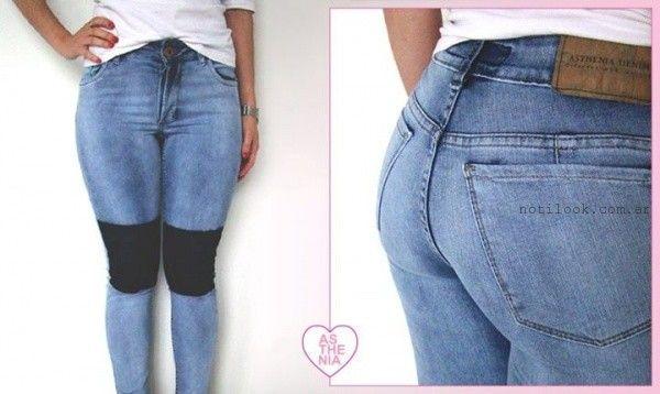 jeans elastizado verano 2016 Asthenia