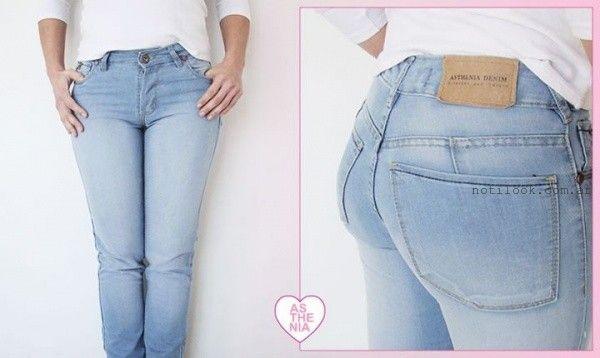 jeans primavera verano 2016 Asthenia