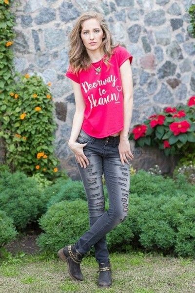 jeans rotos Uvha verano 2016