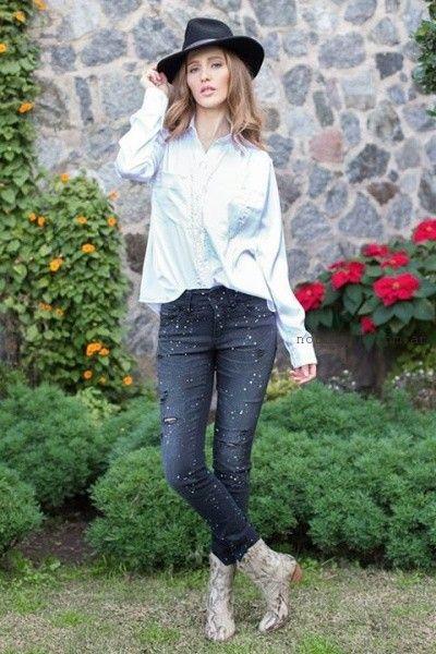 jeans rotos verano 2016 Uvha