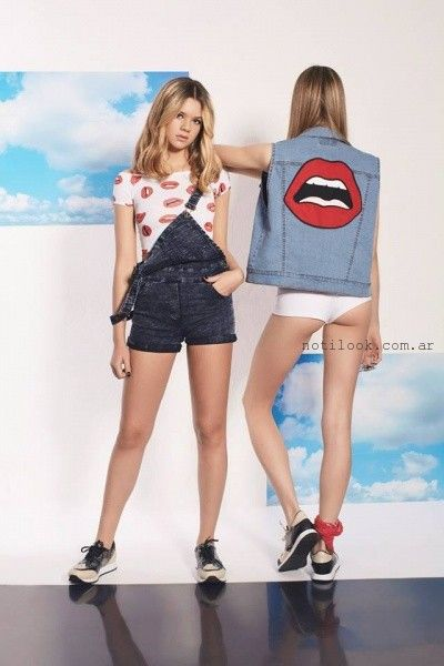 moda casual teenager verano 2016 sofia caputo