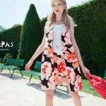 Las Pepas primavera verano 2016 – prendas floreadas – Flower Power