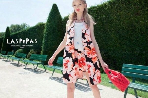 moda  primavera verano 2016 LAS PEPAS