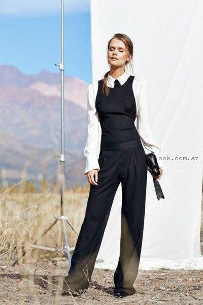 mono largo estilo traje mujer verano 2016 Paula Cahen D'Anvers