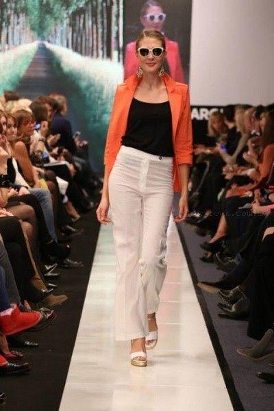 pantalones de vestir verano 2016 Adriana Costantini