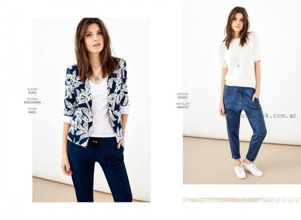 pantalones koxis primavera verano 2016