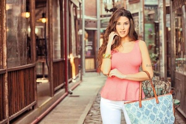 remeras mujer verano 2016 Octanos jeans