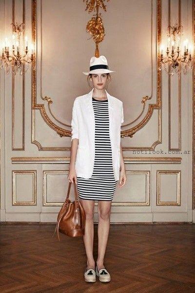 vestidos cortos de dia Cacharel primavera verano 2016