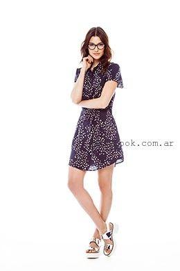 vestidos de dia Yagmour primavera verano 2016