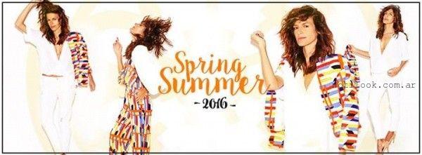 Mirta Armesto primavera verano 2016