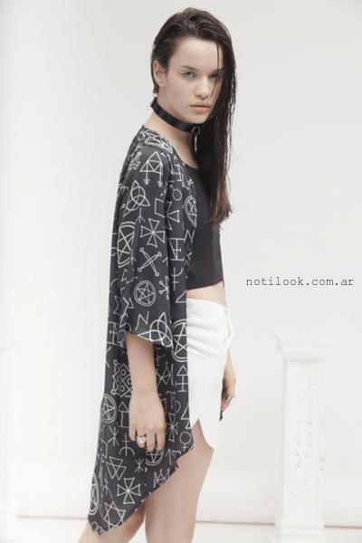 Yosy Lovers kimonos verano 2016