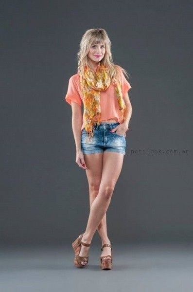 blusas informales verano 2016 alma jeans