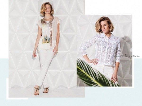 camisas blancas primavera verano 2016 Rafael Garofalo