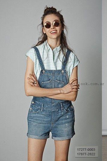 enterito de jeans verano 2016 levis