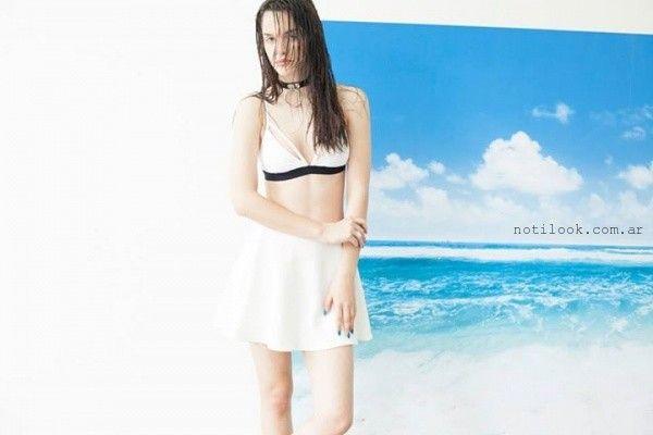 falda plato verano 2016 Yosy Lovers