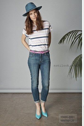 jeans chupin levis verano 2016