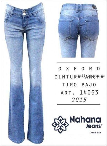 jeans nahana verano 2016