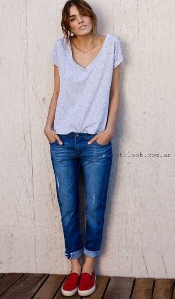 jeans primavera verano 2016 Pura Pampa