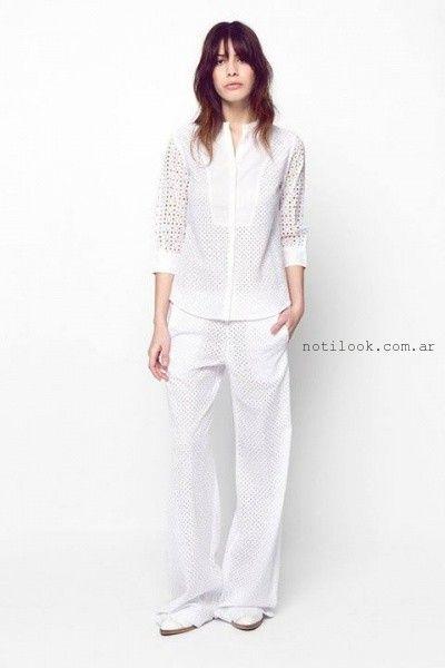 pantalon calado verano 2016 Carmela Achaval