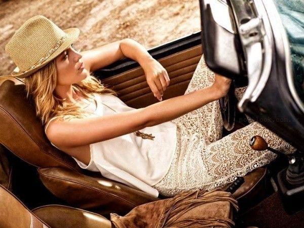 pantalon largo de guipur verano 2016 Cuesta blanca