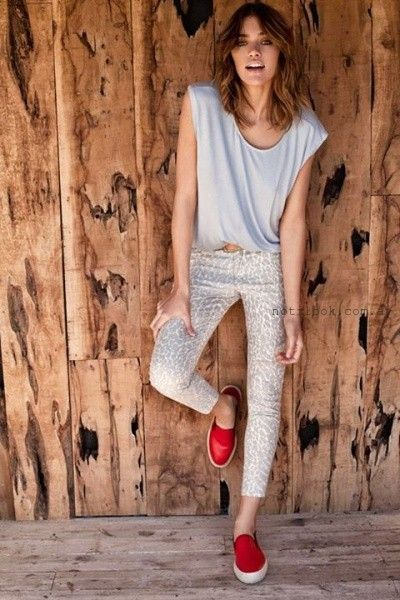 pantalones estampados verano 2016 Pura Pampa