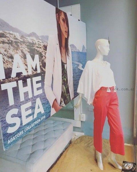 pantalones largos verano 2016 Ag Store