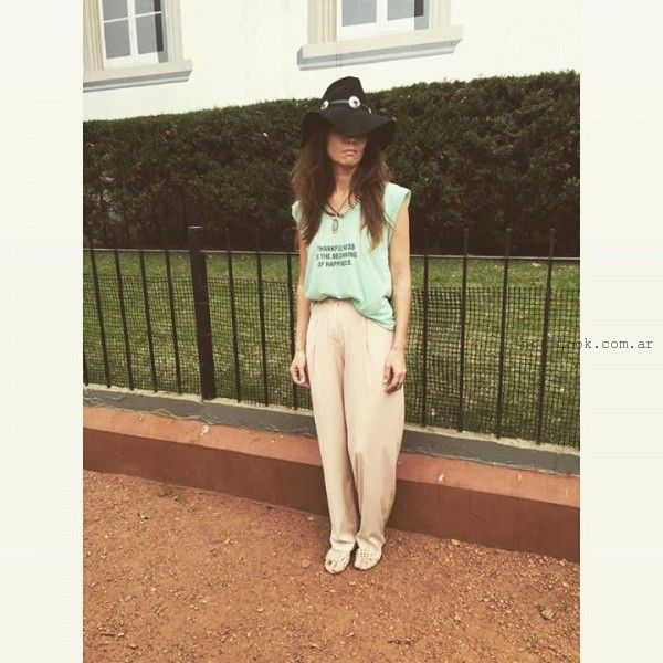pantalones palazo verabi 2016 ag store