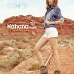 Nahana – Jeans primavera verano 2016