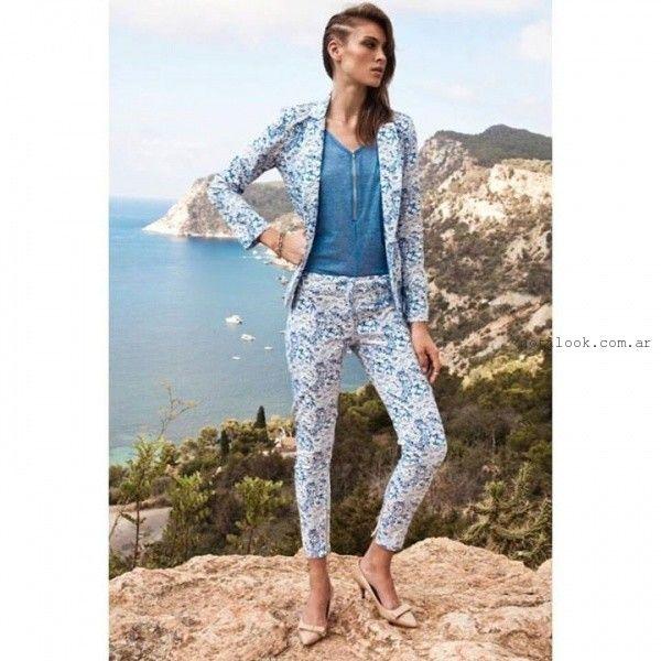 traje mujer estampado verano 2016 Ag Store