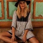 Vesna – Vestidos cortos para el dia verano 2016