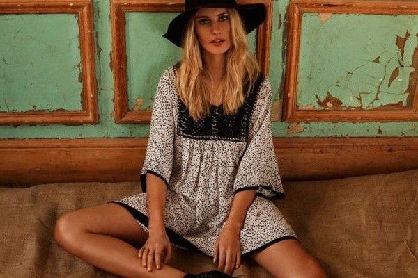 vestidos holgados verano 2016 vesna