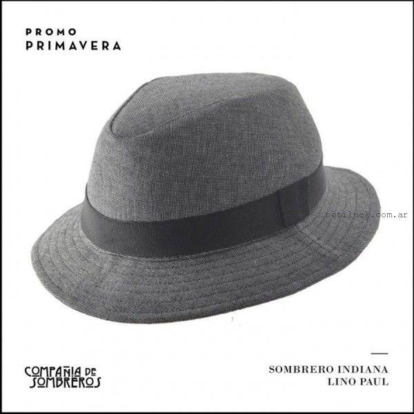 Compañia de Sombreros de lino verano 2016