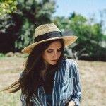 Sombreros de moda para el verano 2016 – Compañia de sombreros