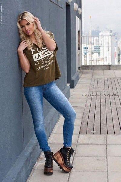 Zurah Jeans verano 2016