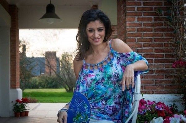 blusa floreada Châtelet verano 2016