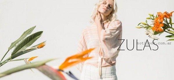 blusas Zulas verano 2016