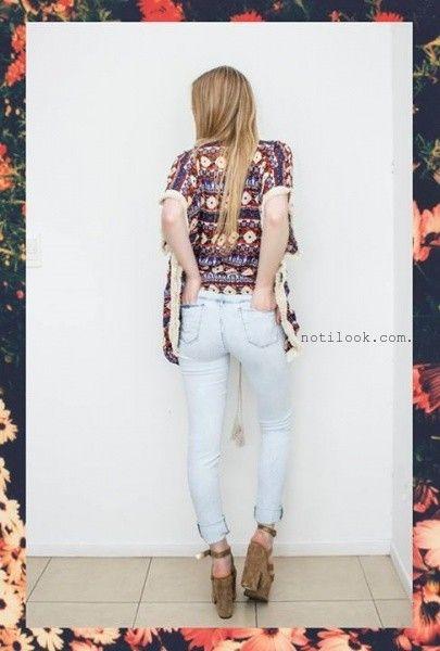 jeans Abstracta Denim verano 2016