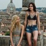 Delaostia – outfits de moda en short verano 2016