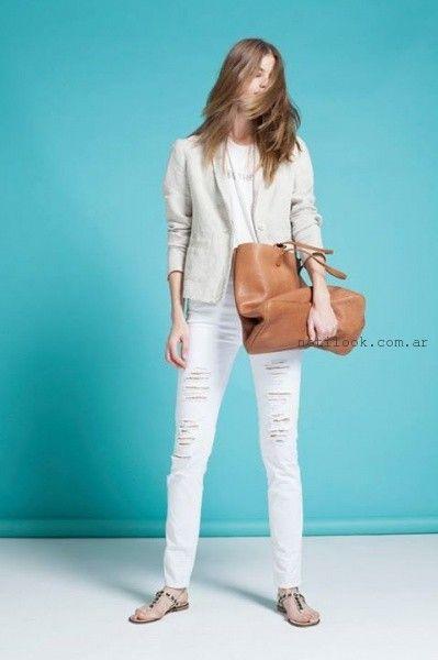 Chocolate jeans verano 2016
